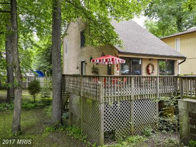 Edgewater Single Family Home For Sale: 1743 Ridgely Road