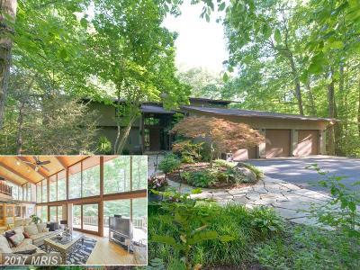 Davidsonville Single Family Home For Sale: 3325 Strawberry Run