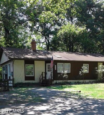 Crownsville Single Family Home For Sale: 832 Boxwood Trail