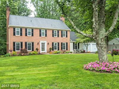 Millersville Single Family Home For Sale: 450 Old Orchard Circle