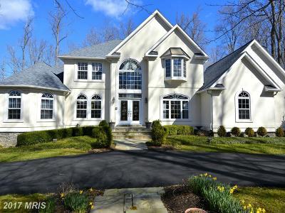 Lothian Single Family Home For Sale: 5257 Ferry Branch Lane