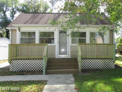Arnold Single Family Home For Sale: 345 Alameda Parkway