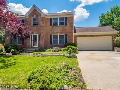 Odenton Single Family Home For Sale: 1021 Summer Hill Drive