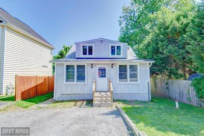 Edgewater MD Single Family Home For Sale: $269,900