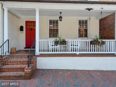 Annapolis Townhouse For Sale: 161 Conduit Street