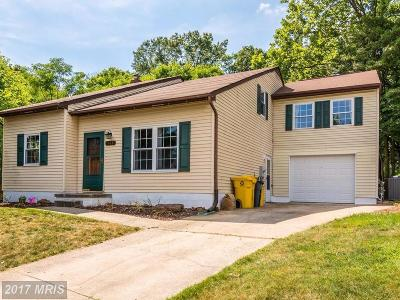 Severna Park Single Family Home For Sale: 504 Narborough Court