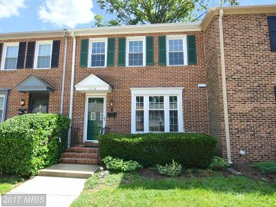 Crofton Townhouse For Sale: 1770 Dryden Way
