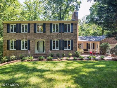 Davidsonville Single Family Home For Sale: 301 Whispering Oaks Lane