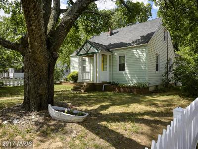 Annapolis Single Family Home For Sale: 924 Jackson Street