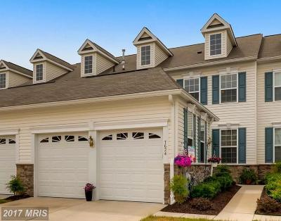 Odenton Townhouse For Sale: 7624 Found Artifact Drive