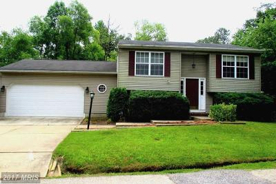 Glen Burnie Single Family Home For Sale: 441 Lincoln Drive