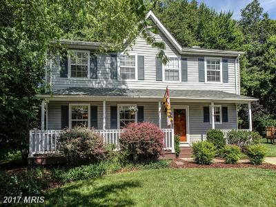 Annapolis Single Family Home For Sale: 1316 Blackwalnut Court