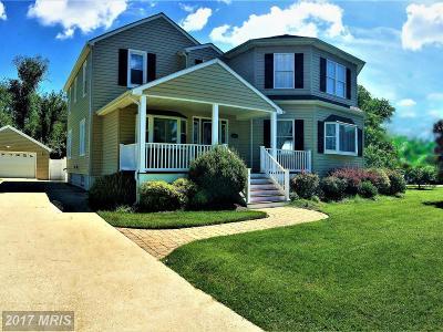 Glen Burnie Single Family Home For Sale: 210 Wicklow Road