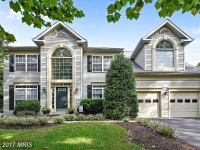 Riva Single Family Home For Sale: 1202 Breckenridge Court