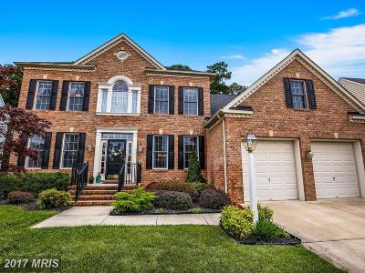 Gambrills Single Family Home For Sale: 1530 Winfields Lane
