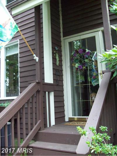 Severna Park Duplex For Sale: 727 Trenton Avenue