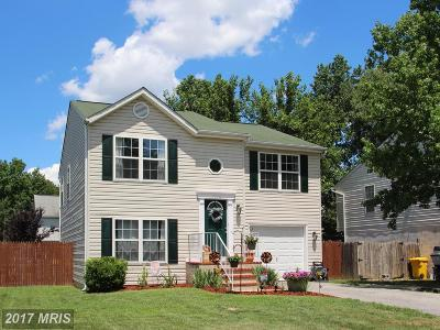 Glen Burnie Single Family Home For Sale: 7716 Dover Road
