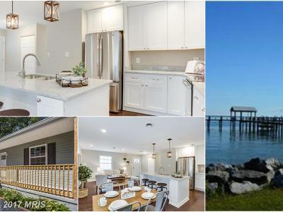 Churchton Single Family Home For Sale: 1212 Ellicott Avenue