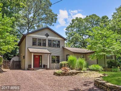 Severna Park Single Family Home For Sale: 84 Riverside Drive