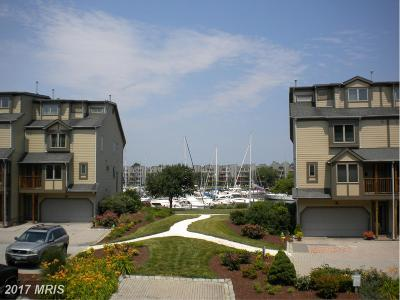 Anne Arundel Townhouse For Sale: 7024 Clinton Court #18A