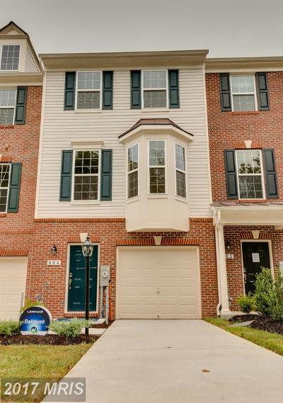 Townhouse For Sale: 522 Kinglets Roost Lane