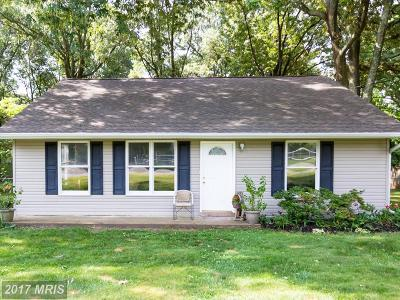 Cape St Claire Single Family Home For Sale: 1007 Mount Holly Drive