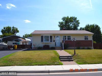 Pasadena Single Family Home For Sale: 119 Sandy Beach Drive