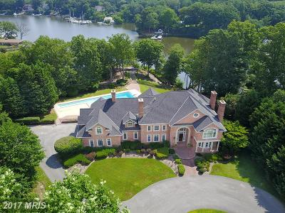 Anne Arundel Single Family Home For Sale: 920 Dreams Point Road