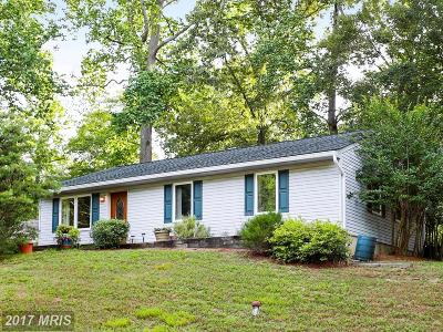 Davidsonville MD Single Family Home For Sale: $329,900