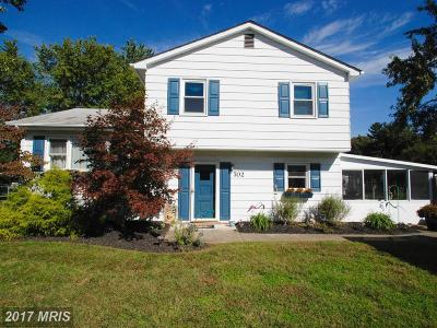 Annapolis Single Family Home For Sale: 702 Harness Creek View Drive
