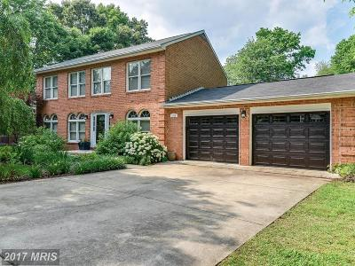Edgewater MD Single Family Home For Sale: $450,000