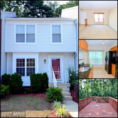 Odenton Townhouse For Sale: 610 Lions Gate Lane