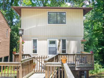 Edgewater Single Family Home For Sale: 1745 Ridgely Road