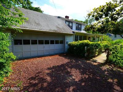 North Beach Single Family Home For Sale: 737 Walnut Avenue