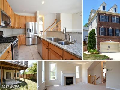 Gambrills Townhouse For Sale: 2493 Cheyenne Drive #69
