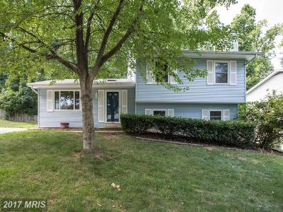Annapolis Single Family Home For Sale: 1118 Neptune Place