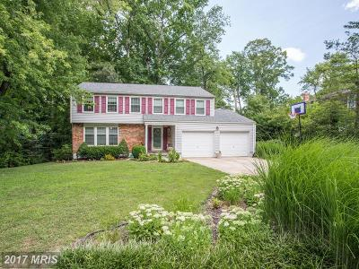 Riva Single Family Home For Sale: 403 Berkshire Drive