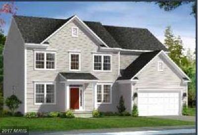 Jessup Single Family Home For Sale: 7406 Singletree Lane