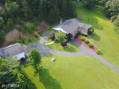 Cumberland Single Family Home For Sale: 11500 Spring Hollow Road SE