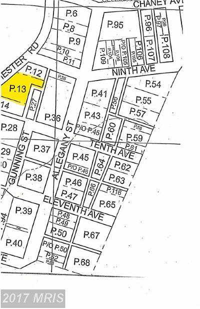Residential Lots & Land For Sale: Winchester Road