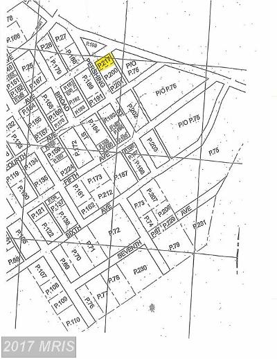 Residential Lots & Land For Sale: Pershing Street