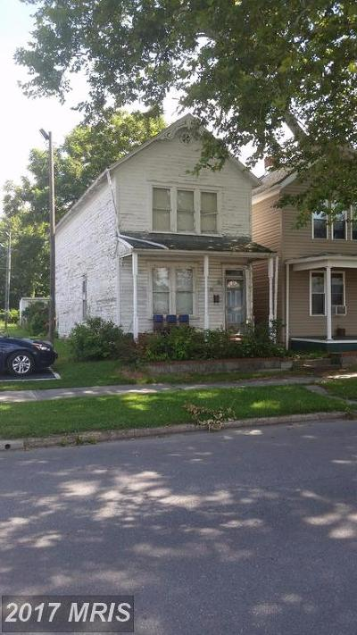 Cumberland Single Family Home For Sale: 38 Humbird Street