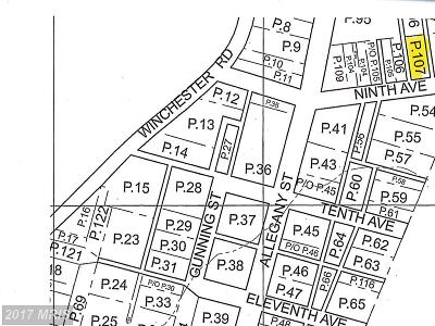 Residential Lots & Land For Sale: Ninth Avenue