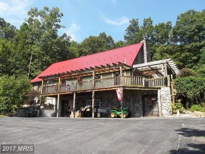 Cumberland Single Family Home For Sale: 11715 Trenton Street NE