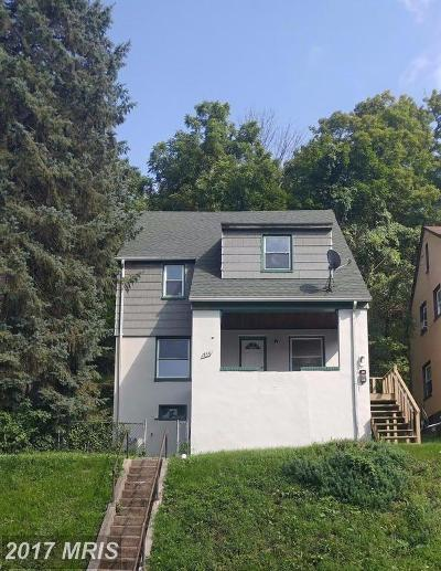 Cumberland Single Family Home For Sale: 850 Gephart Drive