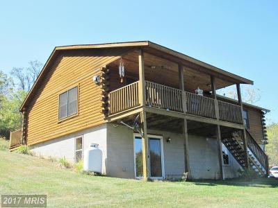 Cumberland Single Family Home For Sale: 10709 Hinkle Road NE