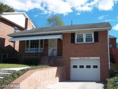 Cumberland Single Family Home For Sale: 812 Louisiana Avenue