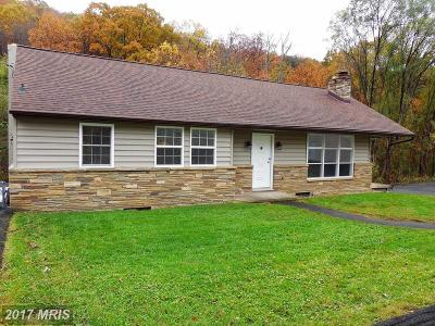 Cumberland Single Family Home For Sale: 11816 Bedford Rr Road #REAR
