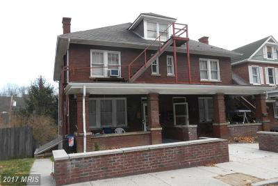 Cumberland Multi Family Home For Sale: 805 Bedford Street