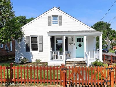 Arlington Single Family Home For Sale: 2100 Joyce Street